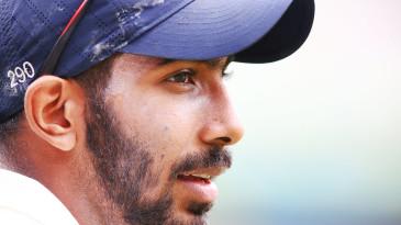 Jasprit Bumrah close-up