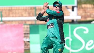 Sana Mir in action