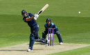 Ross Taylor swings away into the leg side, Kent v Middlesex, Royal London Cup, South Group, Canterbury, May 7, 2019