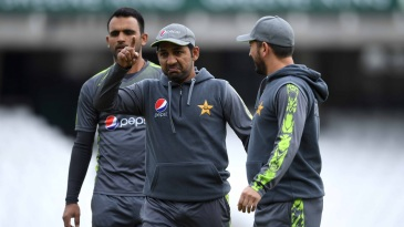 Sarfaraz Ahmed has batted in the top five in Pakistan's warm-up games