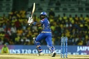 Suryakumar Yadav whips one off his pads, Mumbai Indians v Chennai Super Kings, IPL 2019 Qualifier 1, Chennai, May 7, 2019