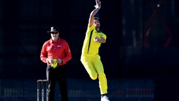 Mitchell Starc made his return after an injury layoff