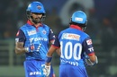 Prithvi Shaw set the pace in a brisk opening stand with Shikhar Dhawan, Delhi Capitals v Sunrisers Hyderabad, IPL 2019 Eliminator, Vishakhapatnam, May 8, 2019