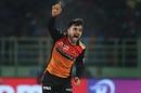 Rashid Khan appeals successfully, Delhi Capitals v Sunrisers Hyderabad, IPL 2019 Eliminator, Vishakhapatnam, May 8, 2019