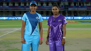 Harmanpreet Kaur and Mithali Raj will face each other