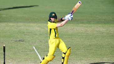 Steven Smith continued his promising form