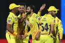 Ravindra Jadeja accounted for Colin Munro, Chennai Super Kings v Delhi Capitals, IPL 2019 Qualifier 2, Visakhapatnam, May 10, 2019