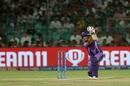 Veda Krishnamurthy drives through the offside, Velocity v Supernovas, Women's T20 Challenge final, Jaipur, May 11, 2019