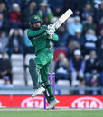 Asif Ali pulls through the leg side, England v Pakistan, 2nd ODI, Ageas Bowl, May 11, 2019