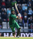 Sarfaraz Ahmed attacks the ball, England v Pakistan, 2nd ODI, Ageas Bowl, May 11, 2019