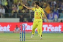 Shardul Thakur sends Quinton de Kock off, Mumbai Indians v Chennai Super Kings, IPL 2019 final, Hyderabad, May 12, 2019