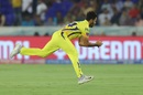 Shardul Thakur took a superb catch off his own bowling to send back Krunal Pandya, Mumbai Indians v Chennai Super Kings, IPL 2019 final, Hyderabad, May 12, 2019