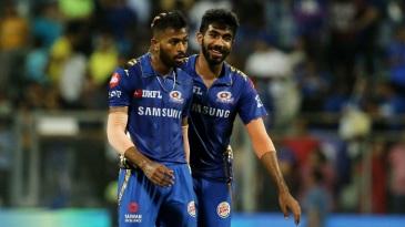 Hardik Pandya and Jasprit Bumrah - the Mumbai Indians men in our team of the tournament