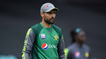 Amir missed the second ODI, and is likely to be out of the third as well