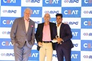 Kuldeep Yadav receives CEAT Outstanding Performance of the Year award, CEAT Cricket Rating Awards 2019, Mumbai, May 13, 2019