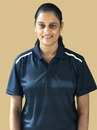 GS Lakshmi became the first female match referee in the ICC