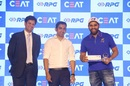 Rohit Sharma was named the CEAT International ODI Cricketer of the Year, CEAT Cricket Rating Awards 2019, Mumbai, May 13, 2019