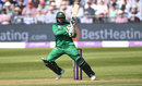 Asif Ali pulls through the leg side, England v Pakistan, 3rd ODI, Bristol, May 14, 2019