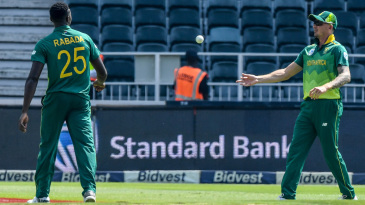 Kagiso Rabada and Dale Steyn had to return early from the IPL because of injuries