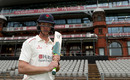 Keaton Jennings during Lancashire's media day ahead of County Championship Division Two season, Old Trafford, April 3, 2019