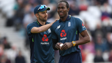 Mark Wood and Jofra Archer both returned to the starting line-up