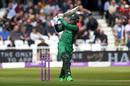 Fakhar Zaman rattles off a pull, England v Pakistan, 4th ODI, Trent Bridge, May 17, 2019