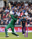 Imad Wasim was bowled by Tom Curran, England v Pakistan, 4th ODI, Trent Bridge, May 17, 2019