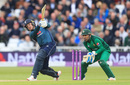 Jason Roy was in belligerent mood, England v Pakistan, 4th ODI, Trent Bridge, May 17, 2019