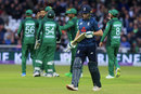 Jos Buttler fell for a duck as Pakistan regrouped, England v Pakistan, 4th ODI, Trent Bridge, May 17, 2019
