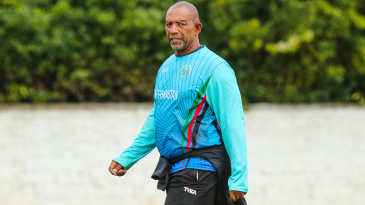 On his appointment in December, Phil Simmons had been given a contract until the 2019 World Cup