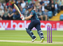 Jonny Bairstow flicks the ball into the leg side, England v Pakistan, 5th ODI, Headingley, May 19, 2019