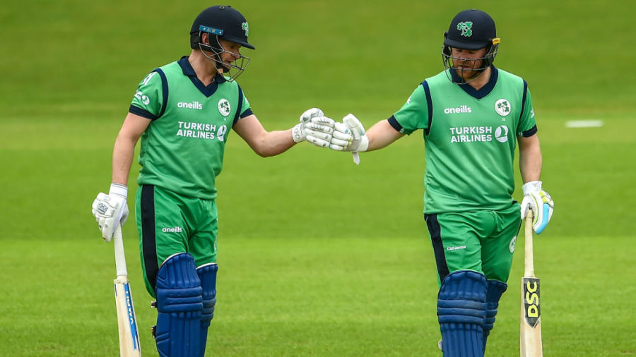 Adair, Murtagh trip up World Cup-bound Afghanistan