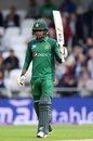 Babar Azam brings his second half-century in as many matches, England v Pakistan, 5th ODI, Headingley, May 19, 2019
