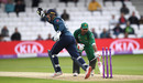 Jos Buttler runs out Pakistan captain Sarfaraz Ahmed after some fancy footwork, England v Pakistan, 5th ODI, Headingley, May 19, 2019