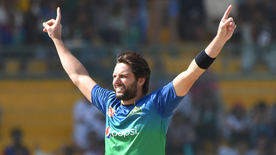 Shahid Afridi, changing the game one book at a time