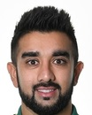 Tabraiz Shamsi head shot