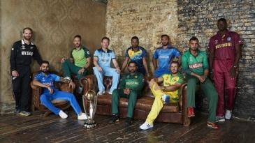 Ten captains, one trophy, let the games begin