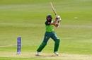 Hashim Amla plays a cut, South Africa v Sri Lanka, warm-up match, World Cup 2019, Cardiff, May 24, 2019