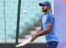 VIjay Shankar returned to training after being cleared of serious injury