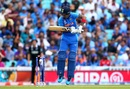 KL Rahul drags onto his stumps, India vs New Zealand, World Cup 2019, warm-up, The Oval, May 25, 2019
