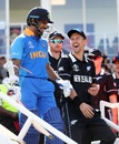 Shikhar Dhawan and Trent Boult are in high spirits, India vs New Zealand, World Cup 2019, warm-up, The Oval, May 25, 2019