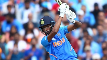 Hardik Pandya was imperious at times