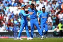 Virat Kohli used his trump card early and Jasprit Bumrah didn't disappoint, India vs New Zealand, World Cup 2019, warm-up, The Oval, May 25, 2019