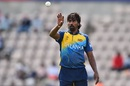 Nuwan Pradeep took the new ball, Australia v Sri Lanka, World Cup 2019 warm-up, Southampton, May 27, 2019