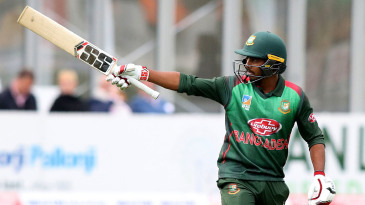 Mosaddek Hossain's recent form has given Bangladesh's selectors a question to answer