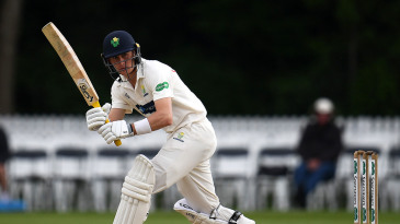 Marnus Labuschagne of Glamorgan bats
