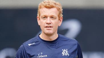 Victoria coach Andrew McDonald