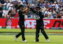 Trent Boult only took one wicket but helped set the tone in the field, New Zealand v Sri Lanka, Cardiff, World Cup 2019, June 1, 2019