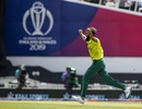 Imran Tahir celebrates after taking the wicket of Shakib Al Hasan, Bangladesh v South Africa, World Cup 2019, The Oval, June 2, 2019