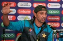 Pakistan bowling coach Azhar Mahmood addresses the media ahead of their match against England, World Cup 2019, Trent Bridge, June 2, 2019